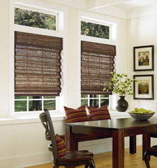 Bali® Natural Shade shown in color Jamaica Black