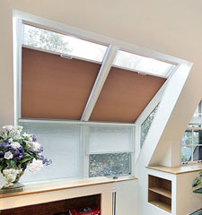 "3/8"" Skylight shade"